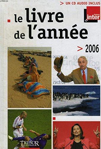 9782915118681: Le livre de l'année 2006 (1CD audio)