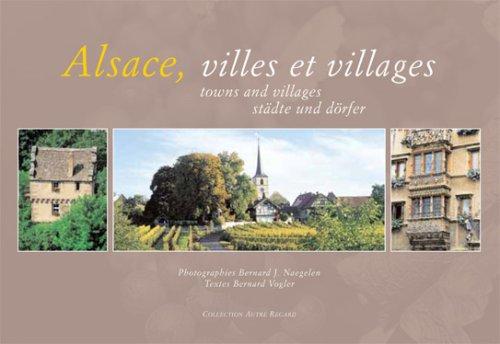 9782915122145: Alsace Ville et Villages