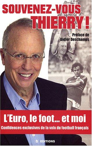 9782915127539: Souvenez-vous Thierry !