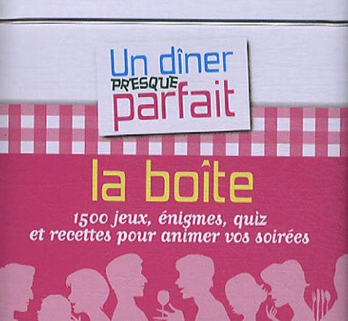 9782915127874: Un Diner Presque Parfait Boite Fl (French Edition)