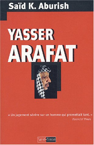 9782915134025: Yasser Arafat