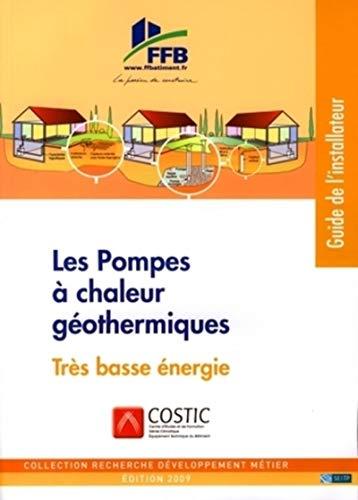 9782915162905: Pompes a chaleur geothermiques (French Edition)