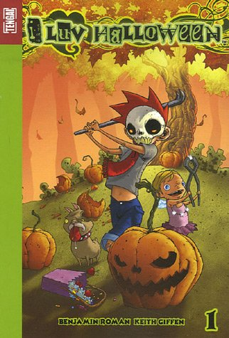 9782915168464: I luv Halloween, Tome 1 (French Edition)