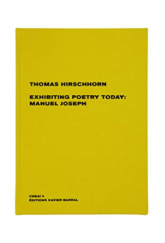 9782915173611: Exhibiting poetry today (French Edition)