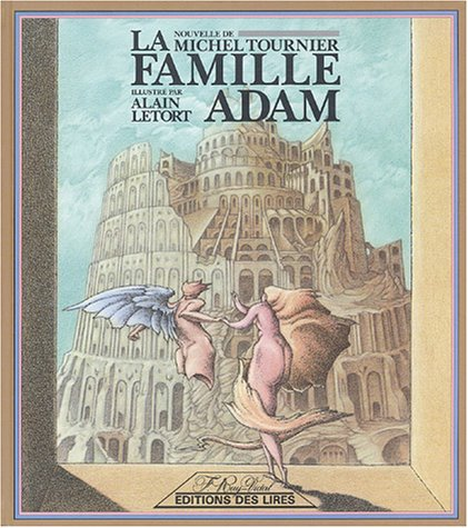 9782915183092: La famille Adam (Intemporaine)