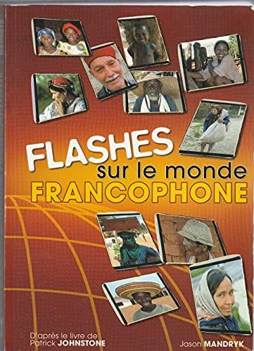 9782915187069: Flashes sur le monde francophone
