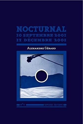 NOCTURNAL AVEC CD: GERARD ALEXANDRE