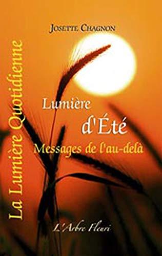 9782915222166: Lumiere d'ete - messages de l'au-delà