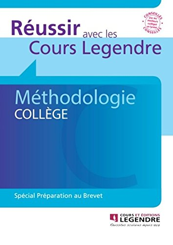 9782915226102: Methodologie College (French Edition)