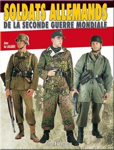 9782915239348: soldats allemands de la seconde guerre mondiale