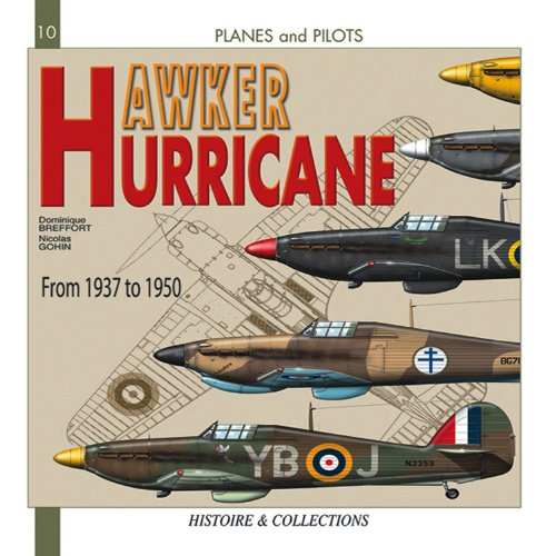 9782915239874: Hawker Hurricane: From 1935 to 1945