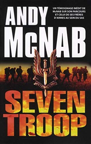 9782915243246: Seven Troop (French Edition)