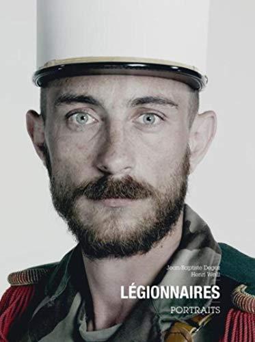9782915243543: L�gionnaires, portraits