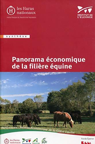 Panorama Economique de la Filiere Equine