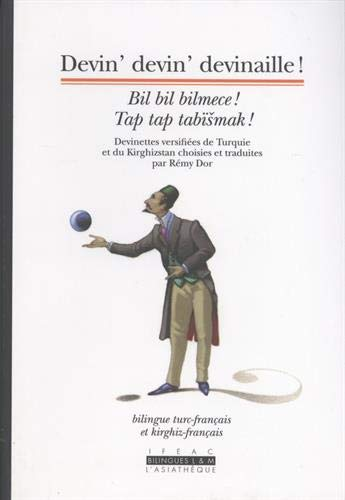 9782915255690: Devin' Devin' Devinaille (Bilingue Turc-Français)