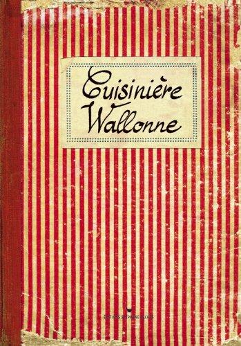 9782915266832: Cuisiniere Wallonne