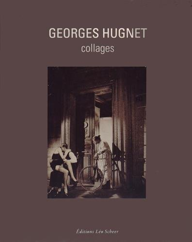 9782915280234: Georges Hugnet : Collages