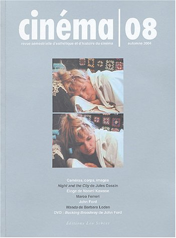 9782915280555: Cinéma 08 : Automne 2004 - DVD John Ford