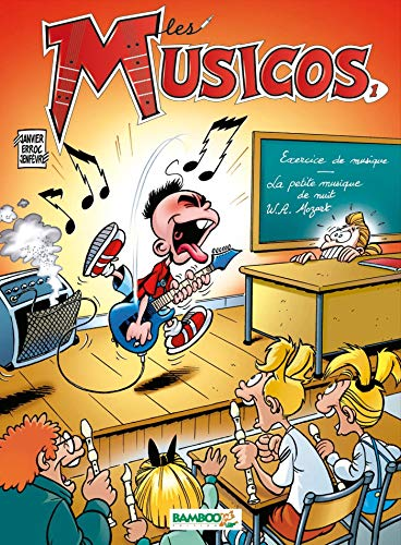 9782915309102: Les Musicos, Tome 1 (French Edition)