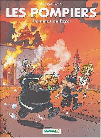 9782915309492: Pack les pompiers, numéro 2 : Hommes au foyer