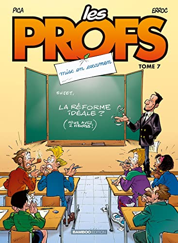 9782915309706: Les Profs, Tome 7 (French Edition)