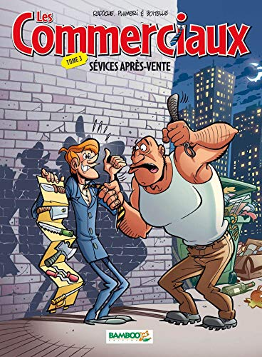 9782915309775: Les Commerciaux, Tome 3 (French Edition)