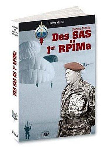 9782915347760: des SAS au 1er RPIMa