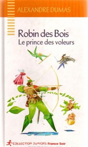 9782915372007: Robin des Bois, le prince des voleurs