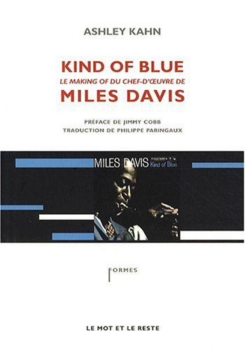 9782915378924: Kind of blue (French Edition)