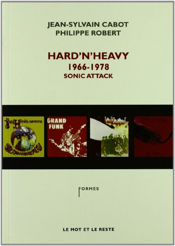 9782915378948: Hard 'n' Heavy, 1966-1978, Sonic Attack