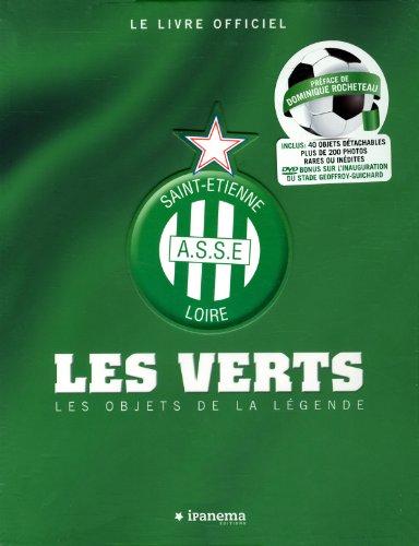 9782915397468: Le livre officiel Saint-Etienne A.S.S.E Loire (French Edition)