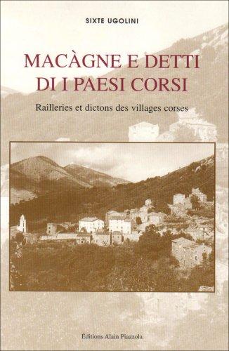 9782915410297: Raillerie et dictons des villages corses : Macagne e detti di i paesi corse