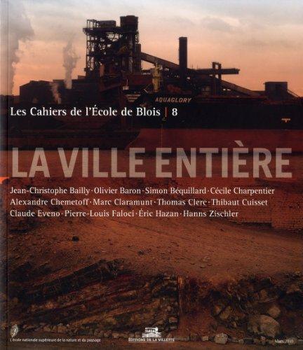 Cahiers de l'Ecole de Blois, no 08: Collectif
