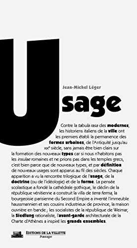 Usage: Léger, Jean-Michel