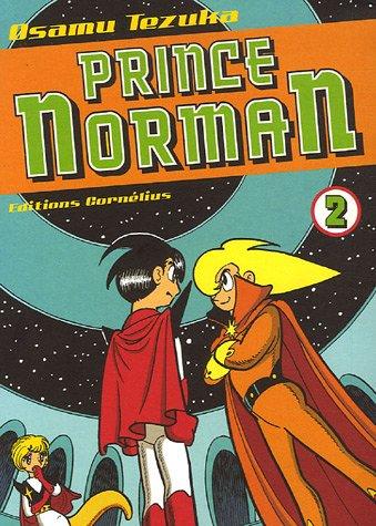 Prince Norman, t. 02 (9782915492194) by Tezuka, Osamu