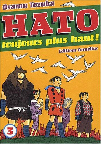 9782915492330: Hato - Toujours plus haut ! Vol.3