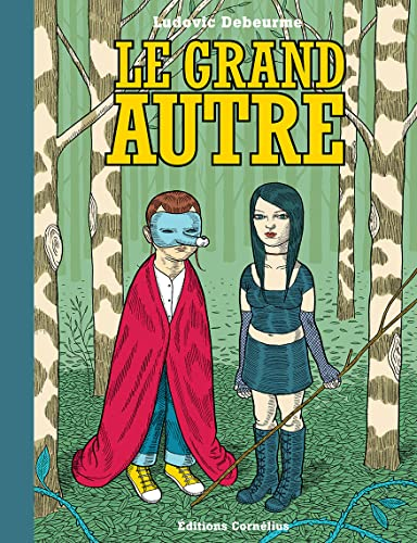 Grand autre (Le): Ludovic Debeurme