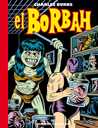 El Borbah (French Edition): Jean-Luc Fromental