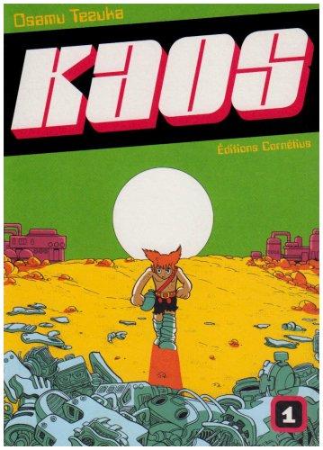 9782915492576: Kaos Vol.1