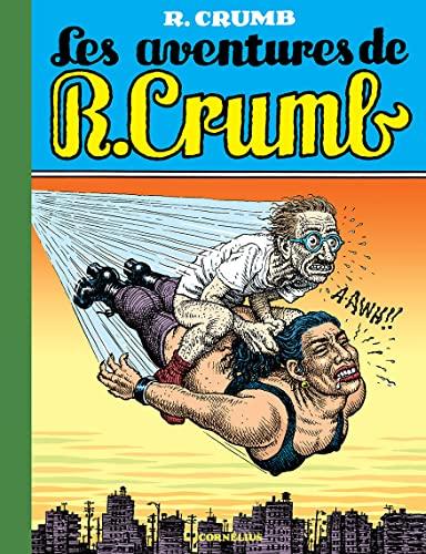 9782915492828: Aventures de R. Crumb (Les)