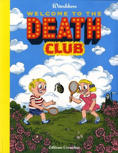 9782915492873: Welcome to the Death Club (French Edition)