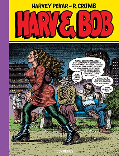 9782915492972: Harv'n Bob