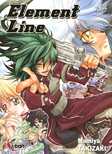 9782915513172: Element Line Vol.4