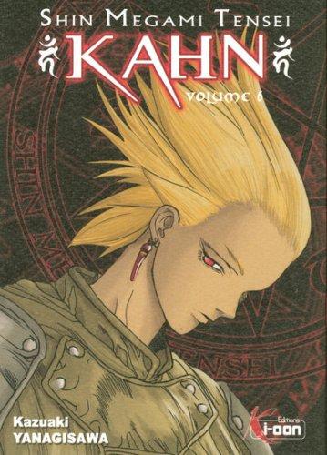 9782915513578: Shin Megami Tensei : Kahn, Tome 6 (French Edition)