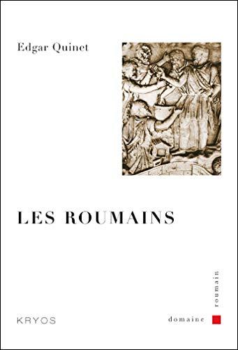9782915518092: Les Roumains