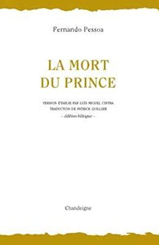 9782915540277: La mort du prince