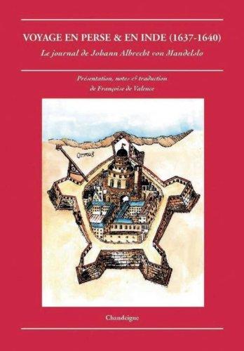 Voyage en Perse et en Inde : Johann Albrecht von