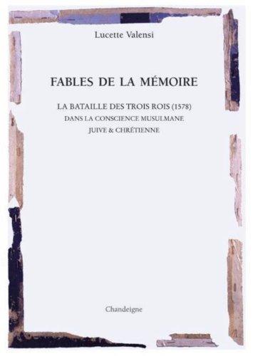 9782915540598: Fables de la Mémoire