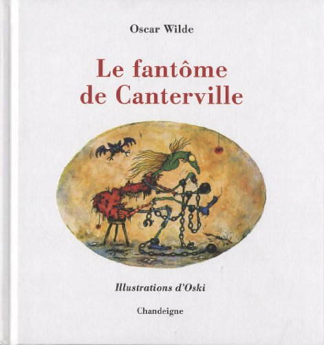 9782915540925: Fantme de Canterville(le) (English and French Edition)