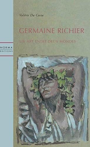 9782915542011: Germaine Richier : Un art entre deux mondes